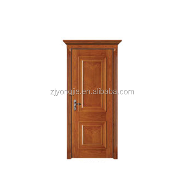 China Alibaba Wholesale Hot Sale Solid Wood Interior Door