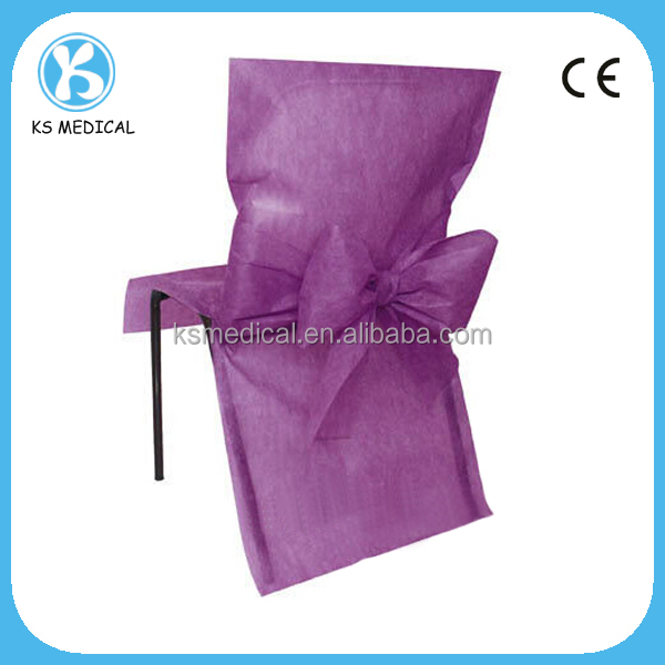 Hot Sale Popular Wedding Used Banquet Chair Cover