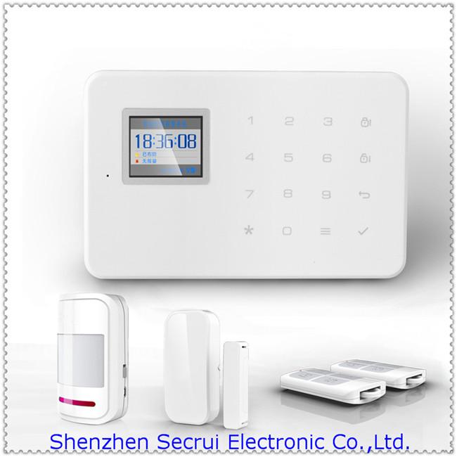 Cheapest Burglar Alarm System