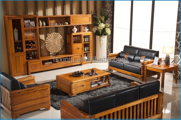 Catchy Collections Of Wooden Furniture For Hall Fabulous Homes