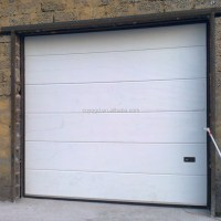 Wholesale Overhead Finger Protection Sectional Garage ...