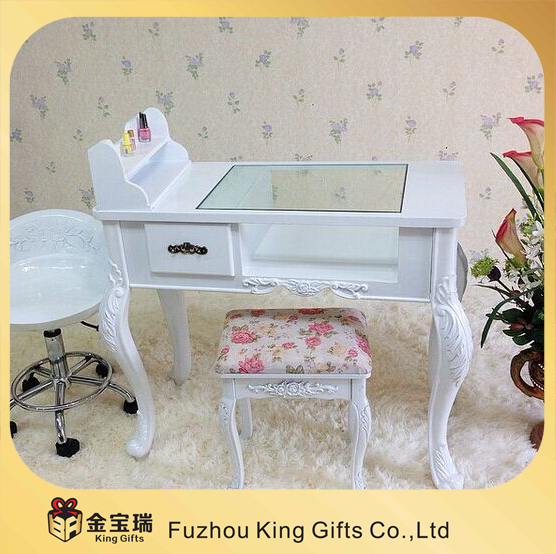 Moderna mesa de manicure pedicureCadeiras de pedicureID