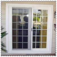 Cheap Aluminium French Windows With Grill Design For Sale ...