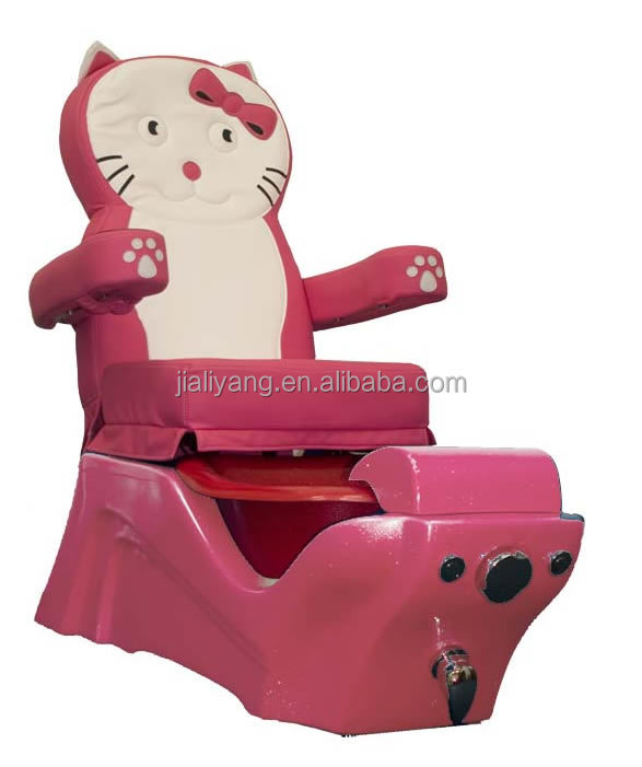 child pedicure chair stoppers plastic pink spa www imagessure com kity children kid kids jpg 587x701