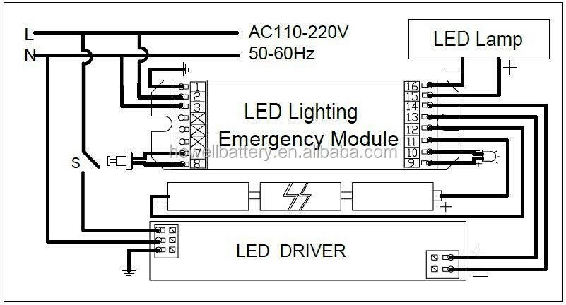 Fabulous Emergency Light Wiring Diagram Maintained Basic Electronics Wiring Wiring Digital Resources Honesemecshebarightsorg