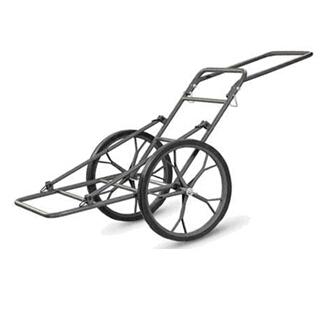 500lb Deer Cart Game Hauler Utility Hunting Cart W/straps