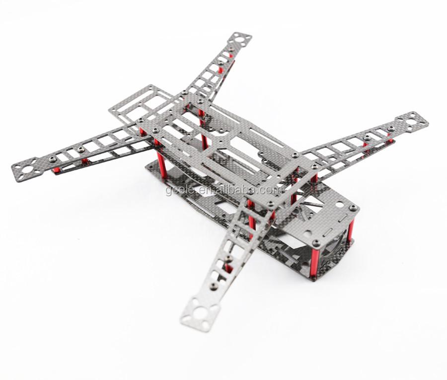 4-axis 260mm Carbon Fiber Quadcopter Multi-rotor Aircraft