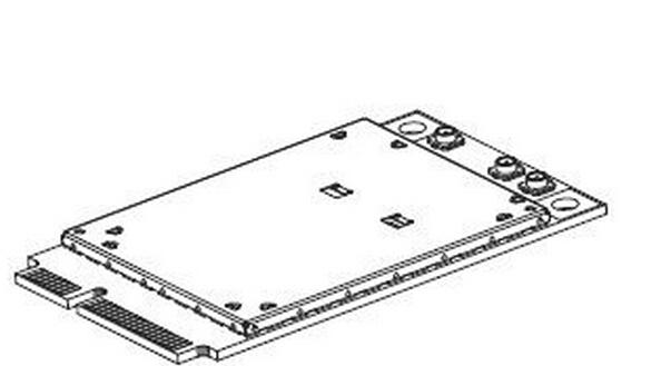High Speed Sierra Wireless Embedded Mc7355 Mc7354 4g Lte