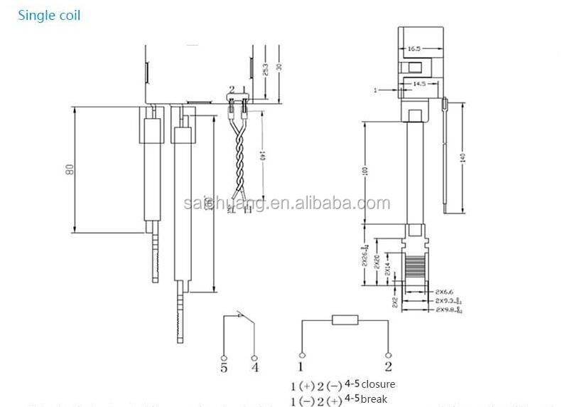9 Pin Latching Relay Wiring Diagram Socket Wiring Diagram