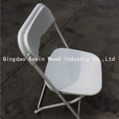 Used Plastic Folding Chairs Wholesale Distressed Leather Dining Uk Red Chair With Metal Legs - Buy Chair,wholesale ...