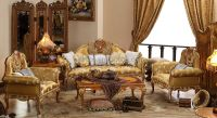 English Vintage Living Room