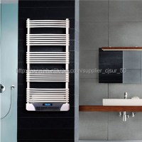 Decorative Wall Mounted Oil Filled Heaters Electric Heated ...