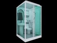 all in one bathroom units Prefab Bathroom