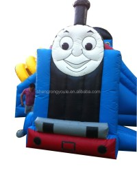 Inflatable Thomas And Friends Train Bouncer Slide,Thomas ...