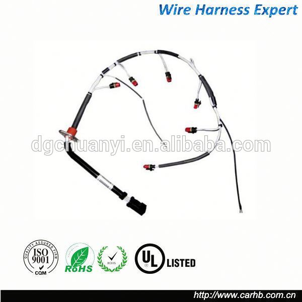 Factory Price Oem Electric Bicycle Harness Wiring With