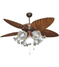 Ornate Ceiling Fans - WANTED Imagery