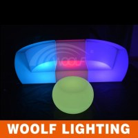 Led Bar Furniture Light Up Sectional Sofas - Buy Sectional ...