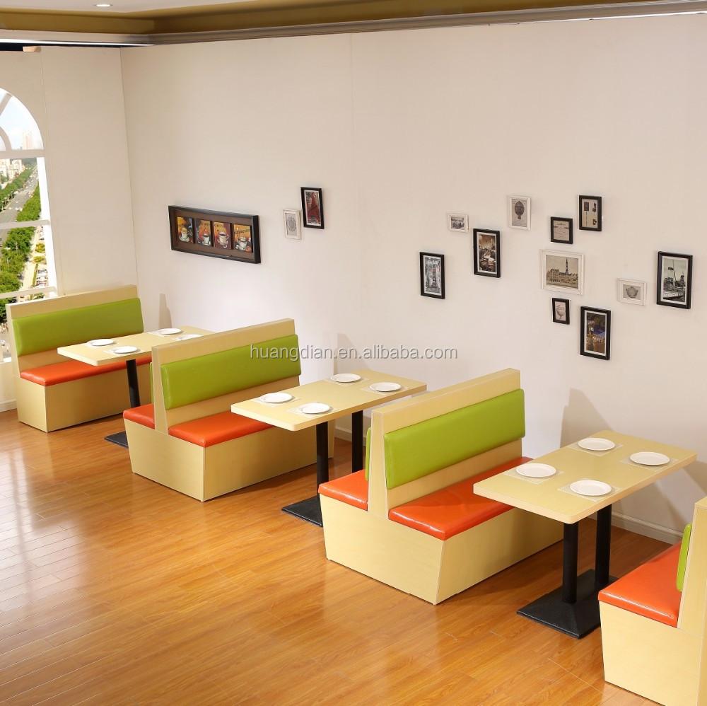 Modern Cafe Furniture Plywood Restaurant Booths Sofa  Buy
