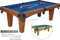 New 7ft High End Billiard Table,Cheap Billiard Table For ...