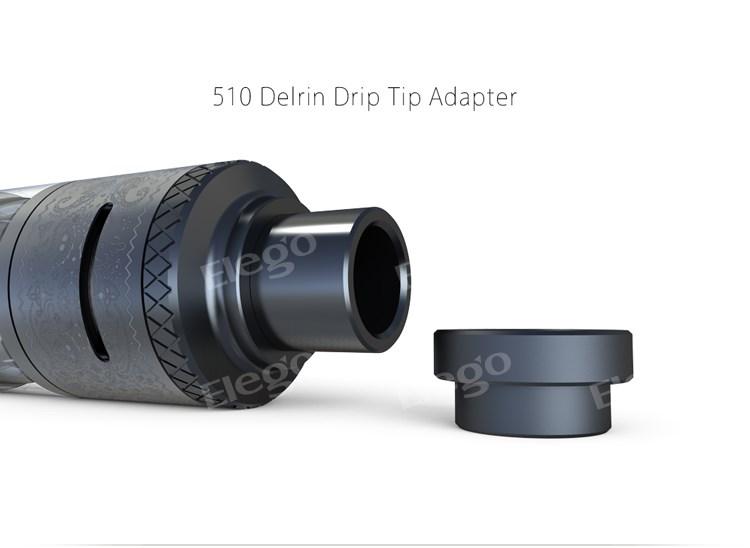 Ijoy Limitless Rtda Plus Rebuildable Dripping Atomizer 6