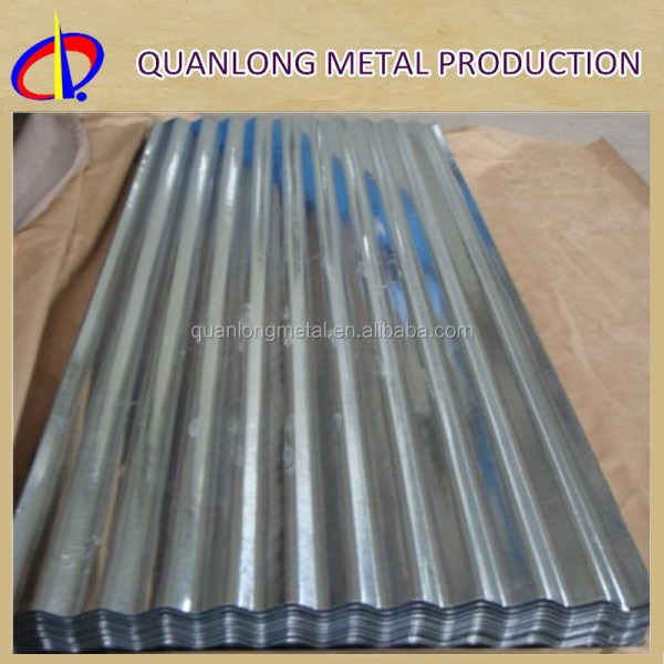 Cheap Galvanized Corrugated Roofing Sheet Color Steel - Year