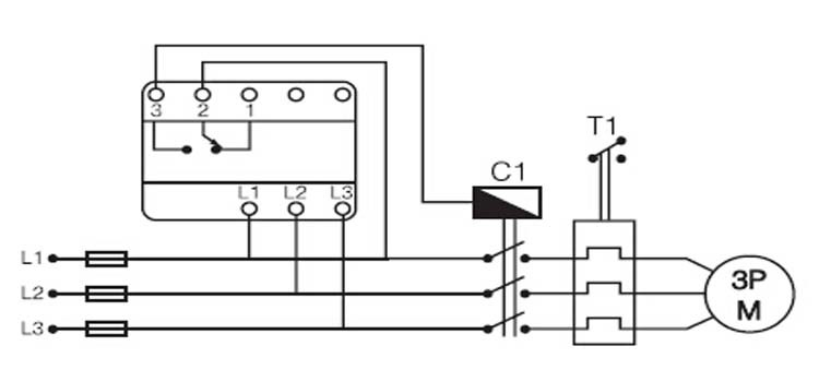 Made In China 380V Phase Sequence Voltage Unbalance Phase