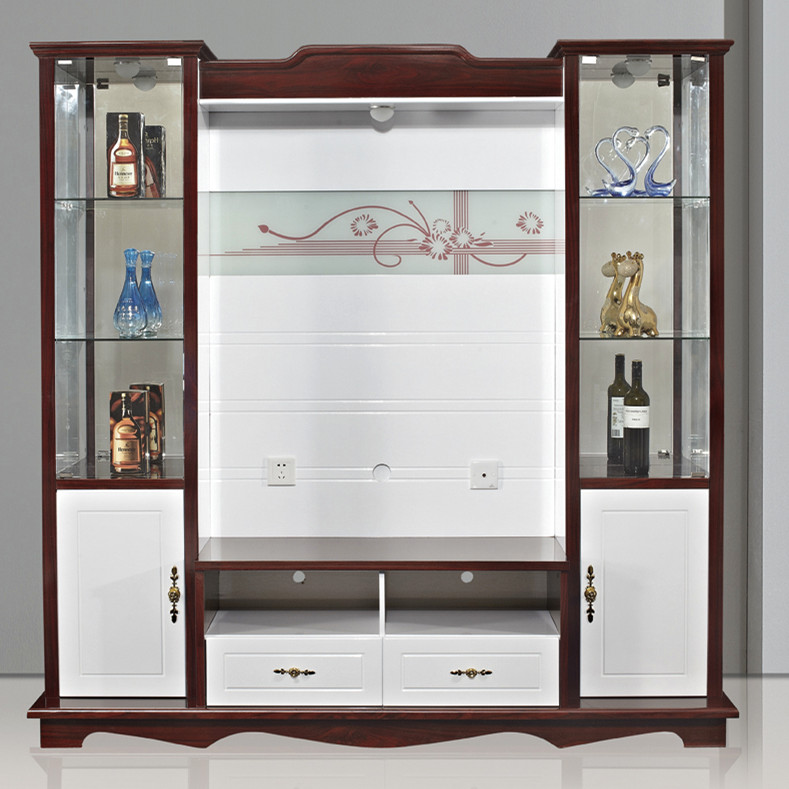 cupboard for living room designs in india
