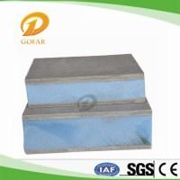 Hard Foam Insulation Panels With Hardboard Paneling - Buy ...