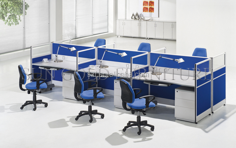 3d Board And Wallpaper Lagos Modern Furniture Desk Office Partition Office Work Station