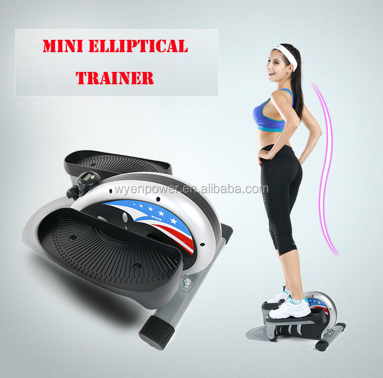 Lowimpact Aerobic Workout Firms Mini Elliptical Trainer