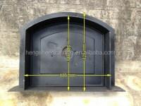 cast iron little kind indoor fireplace door, View ...