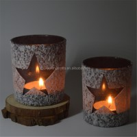 Brown Star Candle Holder Star Candleholder - Buy Star ...