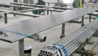 Cost Effective Galvanized Round Steel Pipe For Steam ...