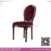 Antique Victorian Furniture Round Back Louis Chair ...