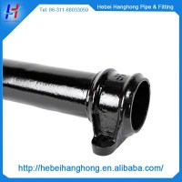 All Kinds Of Black Hubless Cast Iron Drain Pipe Fittings ...