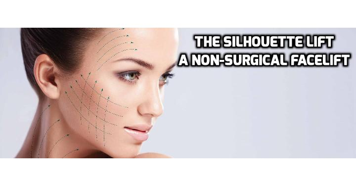 "The Silhouette Lift – A Non-Surgical Facelift Alternative - If you find yourself in front of a mirror moving your cheeks upward with your fingers, you might be ready to entertain options to keep them up there. This situation describes would-be patients of facial rejuvenation, but probably doesn't point to a need for surgical intervention. If you're young and your face is only mildly starting to ""fall,"" you may be a good candidate for the Silhouette Lift. It's an effective, minimally-invasive alternative to the traditional, and surgical, facelift."