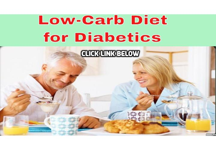 Low Carb Diet for Diabetes: What to Eat, Advantages, And Disadvantages - Do you want to lose weight and stay away from killer diseases like diabetes, heart disease, or cancer? Then, you must start being on a low-carb diet.