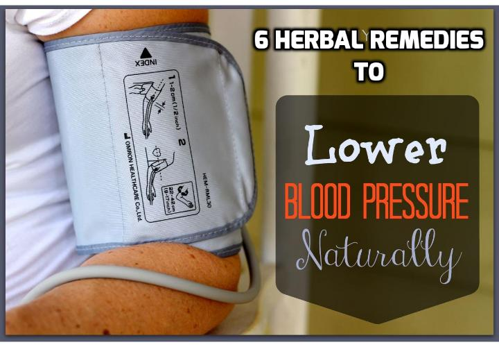 6 Most Powerful Herbal Remedies to Lower Blood Pressure Naturally - Trying to lower blood pressure naturally by, let's say, 71%, is never easy, but this is not impossible. Read on to find out how.