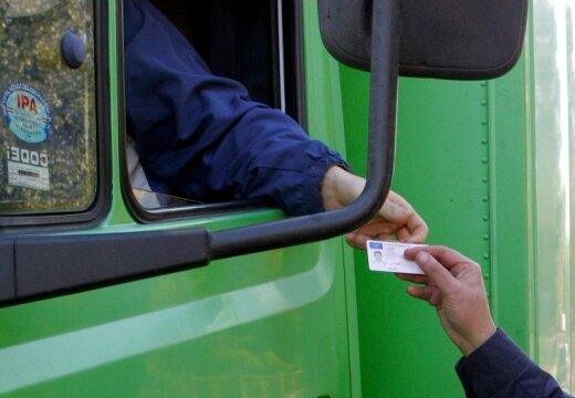 ВИДЕО: из-за отсутствия медсправки латвийских водителей массово лишают прав