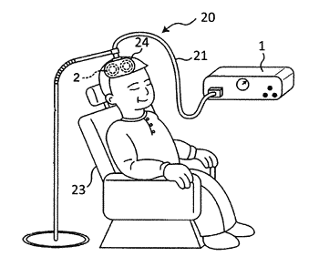 Transcranial Magnetic Stimulation-related patent applications