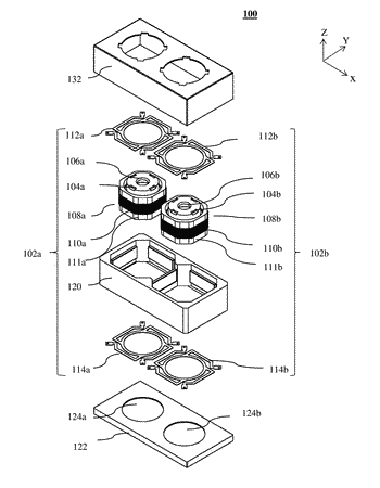 Voice Coil Motor-related patent applications