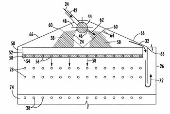 Falling Film Evaporator-related patent applications