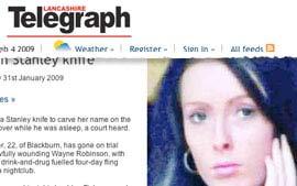 Reprodução/Lancashire Telegraph