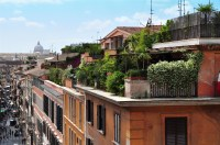 Roof Garden Rome/Italy: Dieatch: Galleries: Digital ...