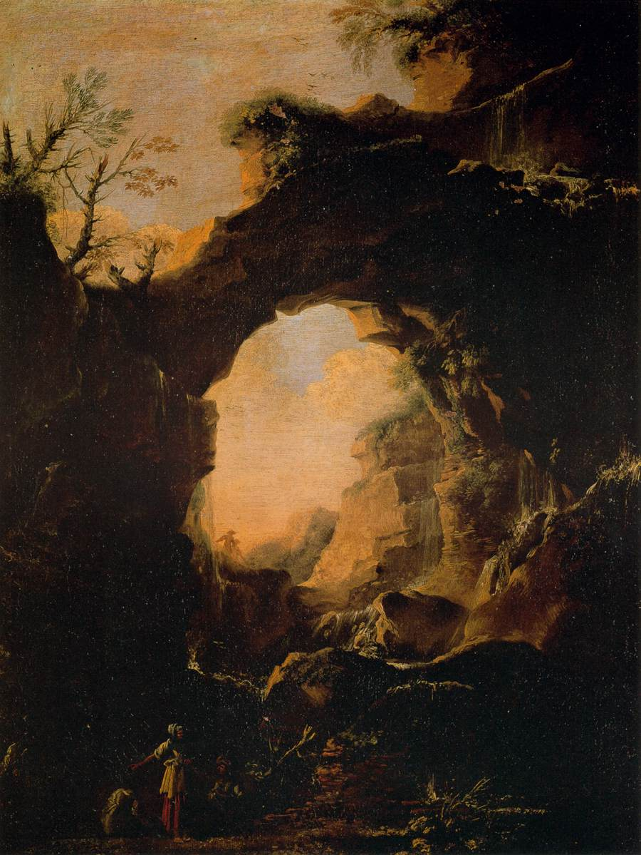 Salvator Rosa20 iunie 1615  15 martie 1673 pictor baroc poet si gravor italian  G a b i