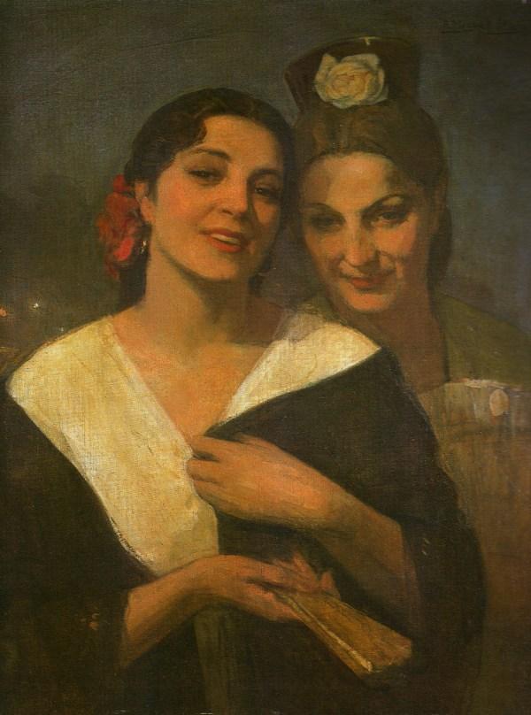 Anselmo Miguel Nieto 1881 1964 Pictor Spaniol
