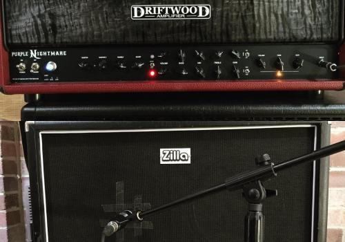 Kemper Profile – Driftwood Purple Nightmare – High Gain!