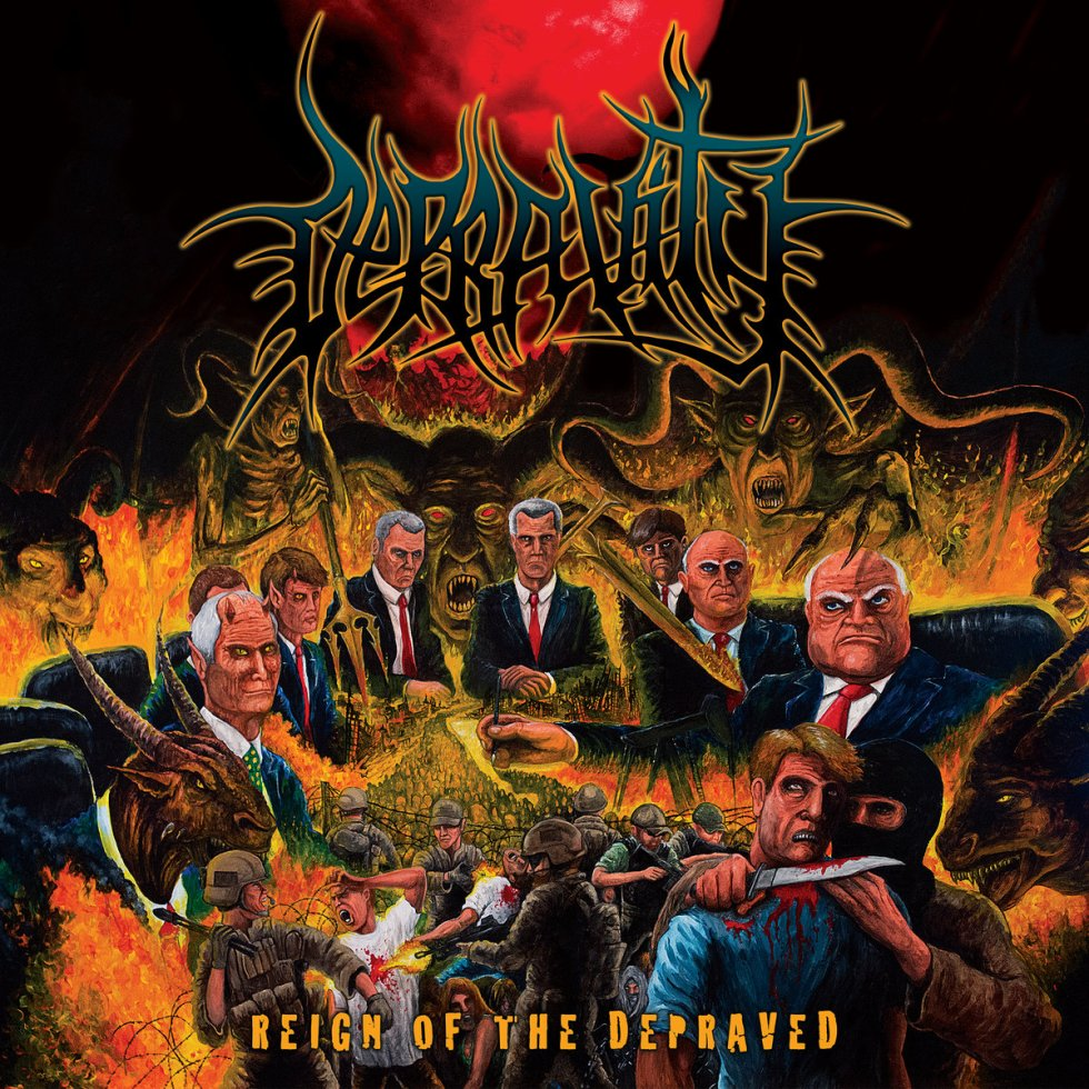 Depravity – Reign Of The Depraved