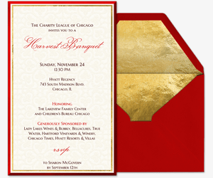 Professional Event And Office Party Online Invitations