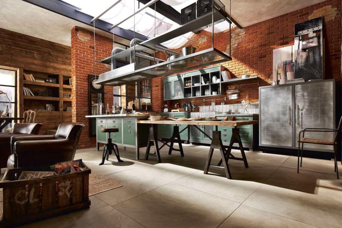 Best Industrial Kitchen Design Ideas For 2020 Best Online Cabinets